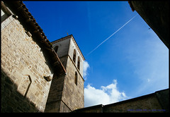 160611-8256-XM1.jpg (hopeless128) Tags: france buildings eurotrip 2016 jettrails sky shadows nanteuilenvalle aquitainelimousinpoitoucharen aquitainelimousinpoitoucharentes fr