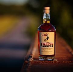 12 Barrels (Dan Fleury) Tags: bottle warm canadian rye alcohol booze whisky neat