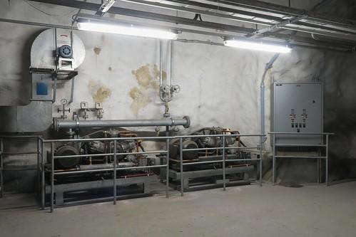 Fort Furggels - Compressor Plant