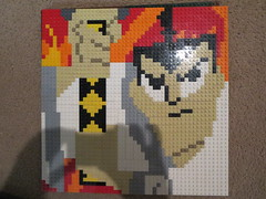 Samurai Jack (Shadow Slicer) Tags: jack lego samurai samuraijack