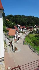 Balkonblick (klaffi60) Tags: rathen grnbach elbiente