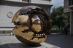 Rpublique d'Irlande (PierreG_09) Tags: irlande rpubliquedirlande ireland dublin trinitycollege universit sculture