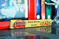 Scripto Leads (spawn5555) Tags: history colors mexico nikon cotidiano historic historia antiguo objeto lapicero lpiz escritura grafito d3000
