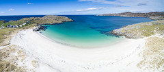 Achmelvich Beach (James Shooter) Tags: landscape sandy scotland achmelvich achmelvichbeach aerial april beach coast coastal spring turquoise westcoast