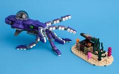 Nemo's Octosub (Galaktek) Tags: lego foitsop galaktek
