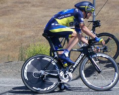 ROGERS, Michael 2 (leev13tourofcal2012) Tags: california 6 cycling san tour time stage jose may bank professional 17 trial saxo tinkoff 2013