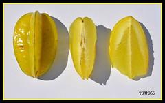 Sternfrucht (Averrhoa carambola) (LOMO56) Tags: oxalidaceae karambola sternfrucht averrhoa karambole exotischefrchte gurkenbaum sauerkleegewchse sternfruchtaverrhoacarambola