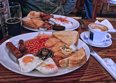 (#2.062) Englisches Frhstck (unicorn 81) Tags: york uk greatbritain food essen eating gb grosbritannien