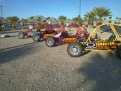 SunBuggy Theme Buggies (SunBuggy Las Vegas) Tags: lasvegas motor cocacola oakley speedway bfgoodrich corporateevents dunebuggys sunbuggy