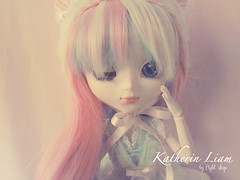 New look (light_shop) Tags: cute outfit rainbow doll handmade wig pullip lollipop kiyomi snowwhite obitsu dessita