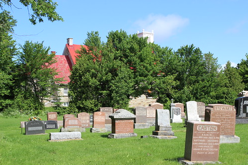 Riverfield Presbyterian Cemetery and Church