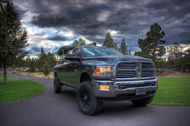 photography dodge ram hdr 2500 2013