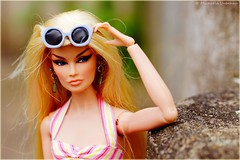 Vero Haute Society (Michaela Unbehau Photography) Tags: summer sun jason nature fashion deutschland photography doll fotografie dress body barbie wu veronique society perrin royalty michaela haute summersun nuface unbehau modelmude undbehau