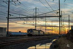 Amtrak 950 @ Philadelphia, Pa. (Twenty17Teen Photography) Tags: philadelphia trains amtrak railroads nec northeastcorridor aem7 railroadphotography trainphotos railroadphotos railroadimages