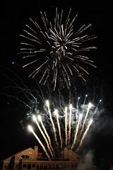 CU Boulder fireworks (f l a m i n g o) Tags: digital canon eos rebel colorado fireworks 4th july boulder 4thofjuly