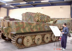 "PzKpfw VIH Tiger (5) • <a style=""font-size:0.8em;"" href=""http://www.flickr.com/photos/81723459@N04/9317838219/"" target=""_blank"">View on Flickr</a>"