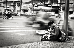 """Saigon Streets • <a style=""""font-size:0.8em;"""" href=""""http://www.flickr.com/photos/54083256@N04/9657749954/"""" target=""""_blank"""">View on Flickr</a>"""