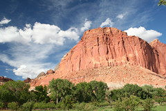 Capitol Reef (adambralston74) Tags: landscape 350d utah nationalpark canon350d capitolreef 18mm