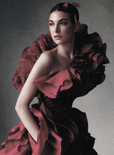 voguelovesme: Jacquelyn Jablonski by Victor Demarchelier for Harper's Bazaar US November 2012