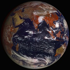 13 October 2013 Cyclone Phailin