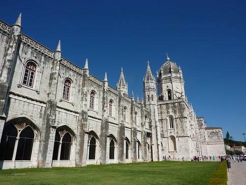 Mosteiro dos Jeronimos, built by the Infante Henry around 1459