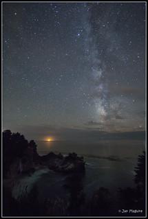 Big Sur Sky 8212