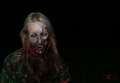 Infliction (Bactrian Arts) Tags: walking zombie undead corpse