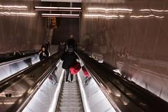 (Justin Etzel) Tags: seattle street stairs nikon elevator streetphotography fluorescent