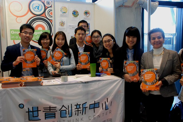 2. Youth in Action on Climate Change - in Chinese!