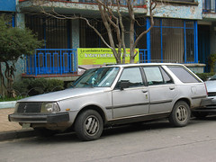 Renault 18 GTX Break 1984 (RL GNZLZ) Tags: wagon estate renault stationwagon renault18 18gtx 18break