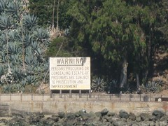 """Alcatraz Warning • <a style=""""font-size:0.8em;"""" href=""""http://www.flickr.com/photos/109120354@N07/11042868294/"""" target=""""_blank"""">View on Flickr</a>"""