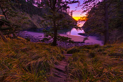 Dead Man's Cove after Sunset (absencesix) Tags: travel november trees sunset sky plants sun beach nature beauty grass weather stairs washington unitedstates cove olympicpeninsula calm noflash northamerica footsteps coastline serene portfolio hdr locations ilwaco locale capedisappointment manualmode iso160 14mm 2013 longbeachpeninsula deadmanscove 500px geo:state=washington exif:iso_speed=160 1424mmf28 objectsthings hasmetastyletag hascameratype naturallocale adjectivesfeelingdescription haslenstype selfrating4stars exif:focal_length=14mm capedisappointmenttrail camera:make=nikoncorporation afsnikkor1424mmf28g 300secatf56 exif:make=nikoncorporation geo:countrys=unitedstates exif:lens=140240mmf28 exif:aperture=ƒ56 subjectdistanceunknown nikond800e exif:model=nikond800e camera:model=nikond800e 2013travel november232013 longbeachwashington1122201311252013adamsbirthdaytrip processedinsnshdrpro geo:lon=1240501911 geo:lat=462779318 geo:city=ilwaco 46°1641n124°31w ilwacowashingtonunitedstates