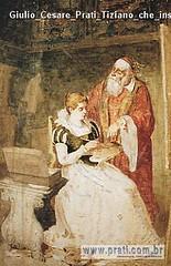Giulio Cesare Prati Tiziano che insegna pittura ad irene di spilimbergo 1895 f lli gondrad parigi