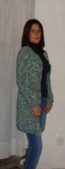 DSC04803 (Artesanato com amor by Lu Guimaraes) Tags: artesanato fuxico trico casaco crochê byluguimarães