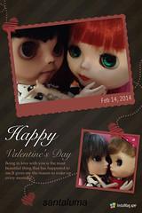 Happy Valentine's Day !!
