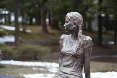 Ariane (Hideaki Nishimura) Tags: statue bronze