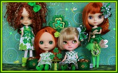 Is everyone getting ready for Saint Patrick's Day???...