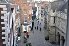 "The Square and Old Market Hall • <a style=""font-size:0.8em;"" href=""http://www.flickr.com/photos/114658378@N03/12989829843/"" target=""_blank"">View on Flickr</a>"