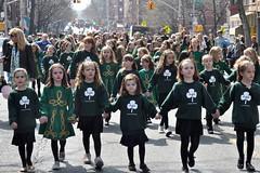 irishgirls (greenelent) Tags: nyc ireland girls irish streets green kids brooklyn dance streetphotography photoaday 365 stpatricksday irishdance nycstreets brooklynirishamericanparade