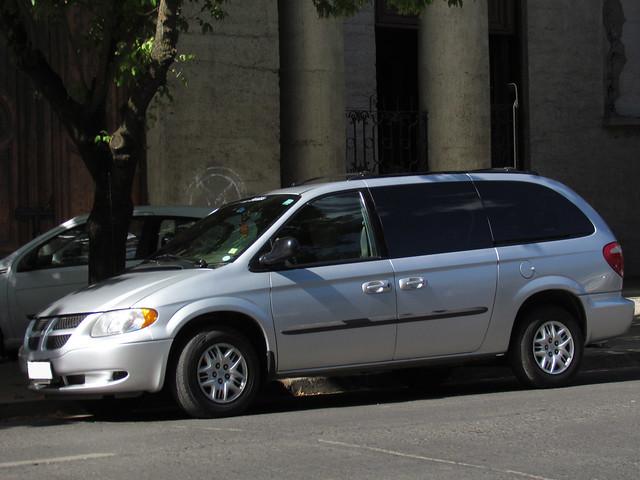 grand dodge chrysler caravan van minivan v6 dodgevan grandcaravan