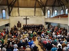 (AbAberson) Tags: oudekerk pasen koor meppel zangdienst bazuinwelnootjes