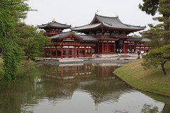 (eyawlk60) Tags: beautiful japan canon temple eos pond kyoto   5d nippon uji culturalheritage byodoin     phoenixhall   flickraward nationaltreasures