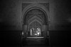 (Antonio Ferraroni) Tags: blackandwhite bw white black architecture canon blackwhite spain arabic espana alhambra granada arabe 1785mm architettura pizzo nazari 50d