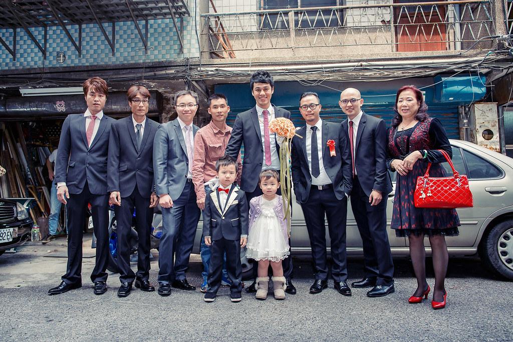 士銘&睿芯Wedding-015