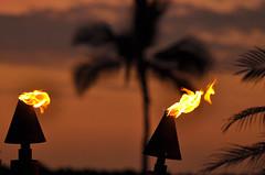 DSC_0500 (tehLEGOman) Tags: sunset hawaii waikiki oahu koolina