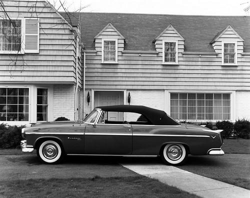 1955 Chry Windsor convert lft top up