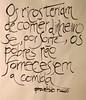Russian proverb (Ivan Jerônimo) Tags: brazil pen ink freestyle florianópolis expressive brazilian calligraphy sumi ruling caligrafia 書道 expressiva ブラジル カリグラフィー 西洋 tiralinhas