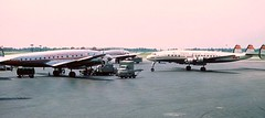 Chicago Midway Airport - TWA - Connie Convention (twa1049g) Tags: chicago airport midway lockheed twa constellation 1953