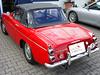 Datsun Sports Fairlady 1500 1600 Verdeck vorher