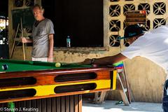 Pool Hall Hustlers (stevenkeating58) Tags: people pool bars philippines manila players pubs pooltable gaudalupe
